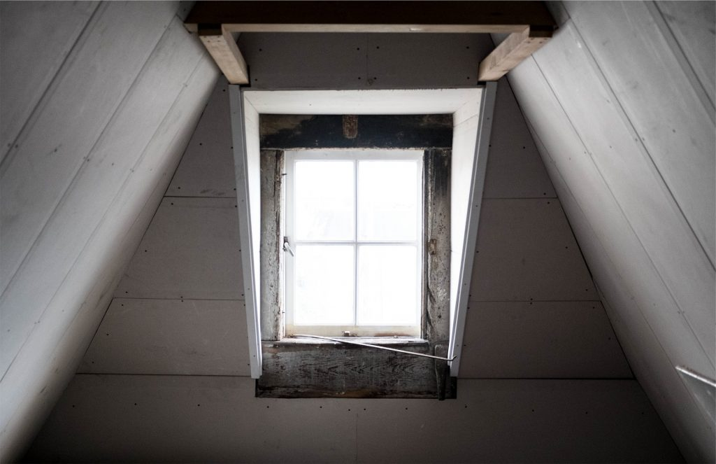 IS YOUR ATTIC PROPERTY INSULATED?